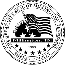 Millington, TN Seal